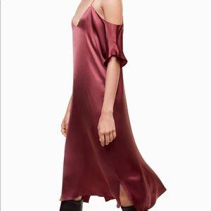 Aritzia Dresses - 🌿PRICE DROP🌿Wilfred Henrietta Dress